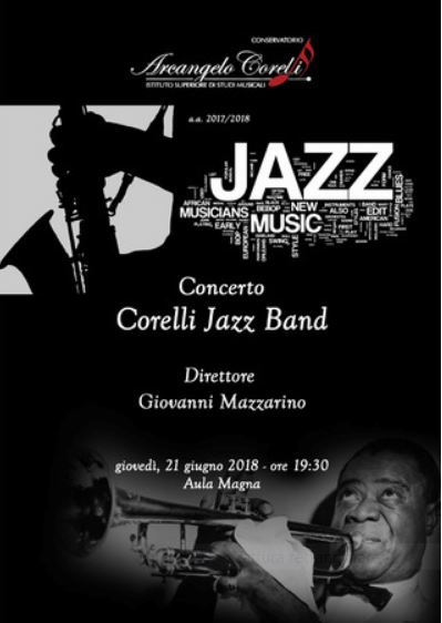 corelli jazz band